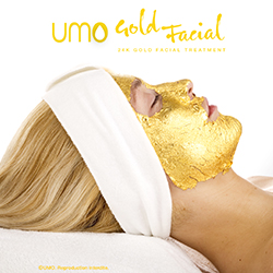 Gold Facial 24K Umo®
